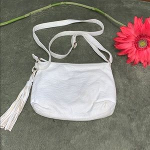 unknown Bags - 🍉 White crossbody bag